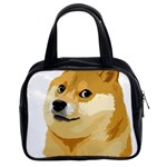Dogecoin Classic Handbags (2 Sides)