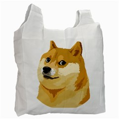 Dogecoin Recycle Bag (One Side) by dogestore