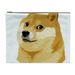 Dogecoin Cosmetic Bag (XL)