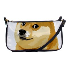 Dogecoin Shoulder Clutch Bags by dogestore