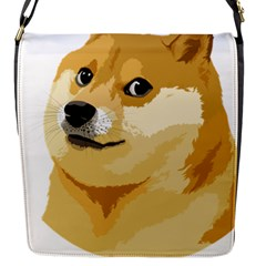 Dogecoin Flap Messenger Bag (s) by dogestore