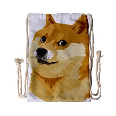 Dogecoin Drawstring Bag (small) by dogestore