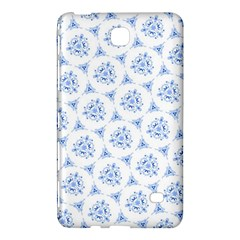 Sweet Doodle Pattern Blue Samsung Galaxy Tab 4 (7 ) Hardshell Case  by ImpressiveMoments