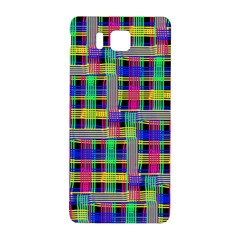 Doodle Pattern Freedom Black Samsung Galaxy Alpha Hardshell Back Case by ImpressiveMoments