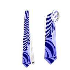 Doodle Fun Blue Neckties (Two Side)