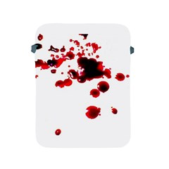 Blood Splatter 2 Apple iPad 2/3/4 Protective Soft Cases by TailWags