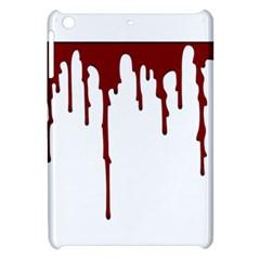 Blood Splatter 5 Apple iPad Mini Hardshell Case by TailWags