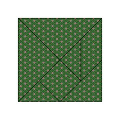 Cute Seamless Tile Pattern Gifts Acrylic Tangram Puzzle (4  x 4 ) by creativemom