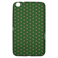 Cute Seamless Tile Pattern Gifts Samsung Galaxy Tab 3 (8 ) T3100 Hardshell Case  by creativemom