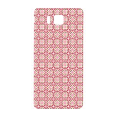 Cute Seamless Tile Pattern Gifts Samsung Galaxy Alpha Hardshell Back Case by creativemom
