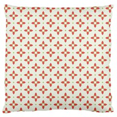 Cute Seamless Tile Pattern Gifts Large Flano Cushion Cases (one Side)  by creativemom