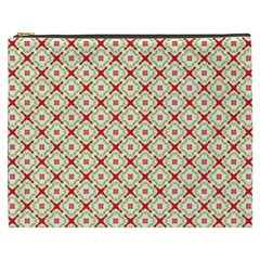Cute Seamless Tile Pattern Gifts Cosmetic Bag (XXXL)  by creativemom