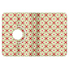 Cute Seamless Tile Pattern Gifts Kindle Fire Hdx Flip 360 Case by creativemom