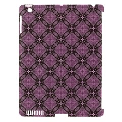 Cute Seamless Tile Pattern Gifts Apple iPad 3/4 Hardshell Case (Compatible with Smart Cover) by creativemom