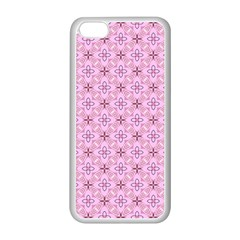 Cute Seamless Tile Pattern Gifts Apple Iphone 5c Seamless Case (white) by creativemom