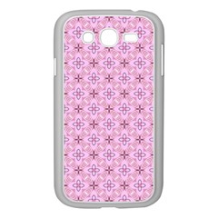Cute Seamless Tile Pattern Gifts Samsung Galaxy Grand Duos I9082 Case (white) by creativemom