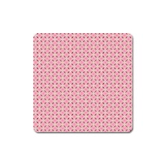 Cute Seamless Tile Pattern Gifts Square Magnet by creativemom