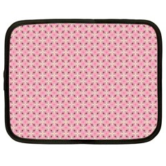 Cute Seamless Tile Pattern Gifts Netbook Case (Large)	 by creativemom