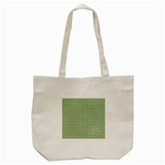 Cute Seamless Tile Pattern Gifts Tote Bag (cream)  by creativemom
