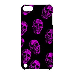 Purple Skulls  Apple Ipod Touch 5 Hardshell Case With Stand by ImpressiveMoments