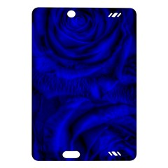 Gorgeous Roses,deep Blue Kindle Fire Hd (2013) Hardshell Case by MoreColorsinLife