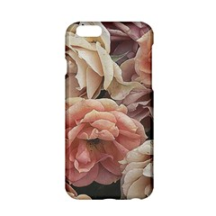 Great Garden Roses, Vintage Look  Apple Iphone 6/6s Hardshell Case