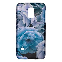 Great Garden Roses Blue Galaxy S5 Mini by MoreColorsinLife
