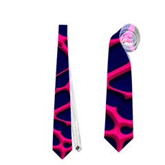 Hot Web Pink Neckties (Two Side)  by ImpressiveMoments