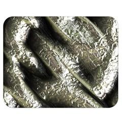 Brilliant Metal 5 Double Sided Flano Blanket (medium)