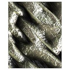 Brilliant Metal 5 Drawstring Bag (small) by MoreColorsinLife