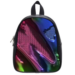 Colorful Broken Metal School Bags (small)  by MoreColorsinLife