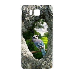 Bird In The Tree  Samsung Galaxy Alpha Hardshell Back Case by infloence