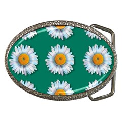 Daisy Pattern  Belt Buckles by theimagezone