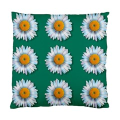 Daisy Pattern  Standard Cushion Case (one Side)  by theimagezone