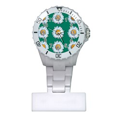 Daisy Pattern  Nurses Watches by theimagezone