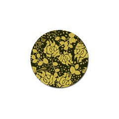 Floral Wallpaper Forest Golf Ball Marker (10 Pack) by ImpressiveMoments