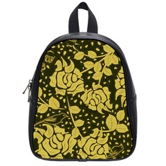 Floral Wallpaper Forest School Bags (small)  by ImpressiveMoments