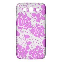 Floral Wallpaper Pink Samsung Galaxy Mega 5 8 I9152 Hardshell Case  by ImpressiveMoments