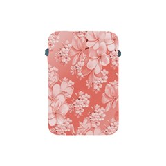 Delicate Floral Pattern,pink  Apple iPad Mini Protective Soft Cases by MoreColorsinLife