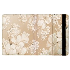 Delicate Floral Pattern,softly Apple Ipad 3/4 Flip Case by MoreColorsinLife