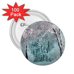Another Winter Wonderland 2 2 25  Buttons (100 Pack)  by MoreColorsinLife