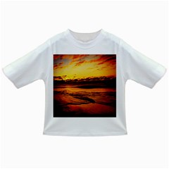 Stunning Sunset On The Beach 2 Infant/toddler T Shirts by MoreColorsinLife