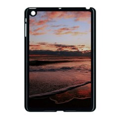 Stunning Sunset On The Beach 3 Apple Ipad Mini Case (black) by MoreColorsinLife