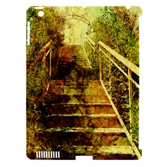 Up Stairs Apple Ipad 3/4 Hardshell Case (compatible With Smart Cover) by MoreColorsinLife