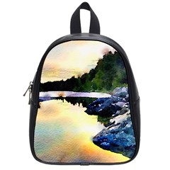 Stunning Nature Evening School Bags (small)  by MoreColorsinLife