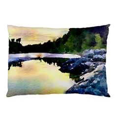Stunning Nature Evening Pillow Cases (Two Sides)