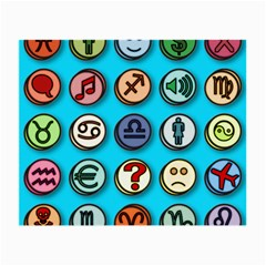 Emotion Pills Small Glasses Cloth by ScienceGeek