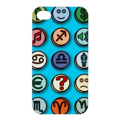 Emotion Pills Apple Iphone 4/4s Premium Hardshell Case by ScienceGeek