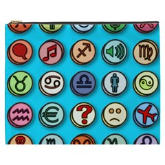 Emotion Pills Cosmetic Bag (xxxl)  by ScienceGeek