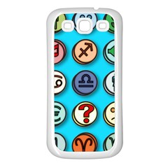 Emotion Pills Samsung Galaxy S3 Back Case (white) by ScienceGeek